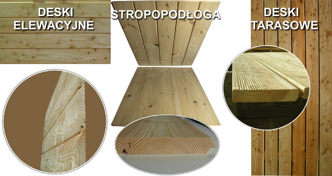Boazerie Deski Podłogowe Sztachety Drewniane Drewno Budowlane