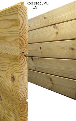 Elewacje Drewniane Deska świerkowa Na ściany Domków I Altan